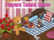 Players' talent show